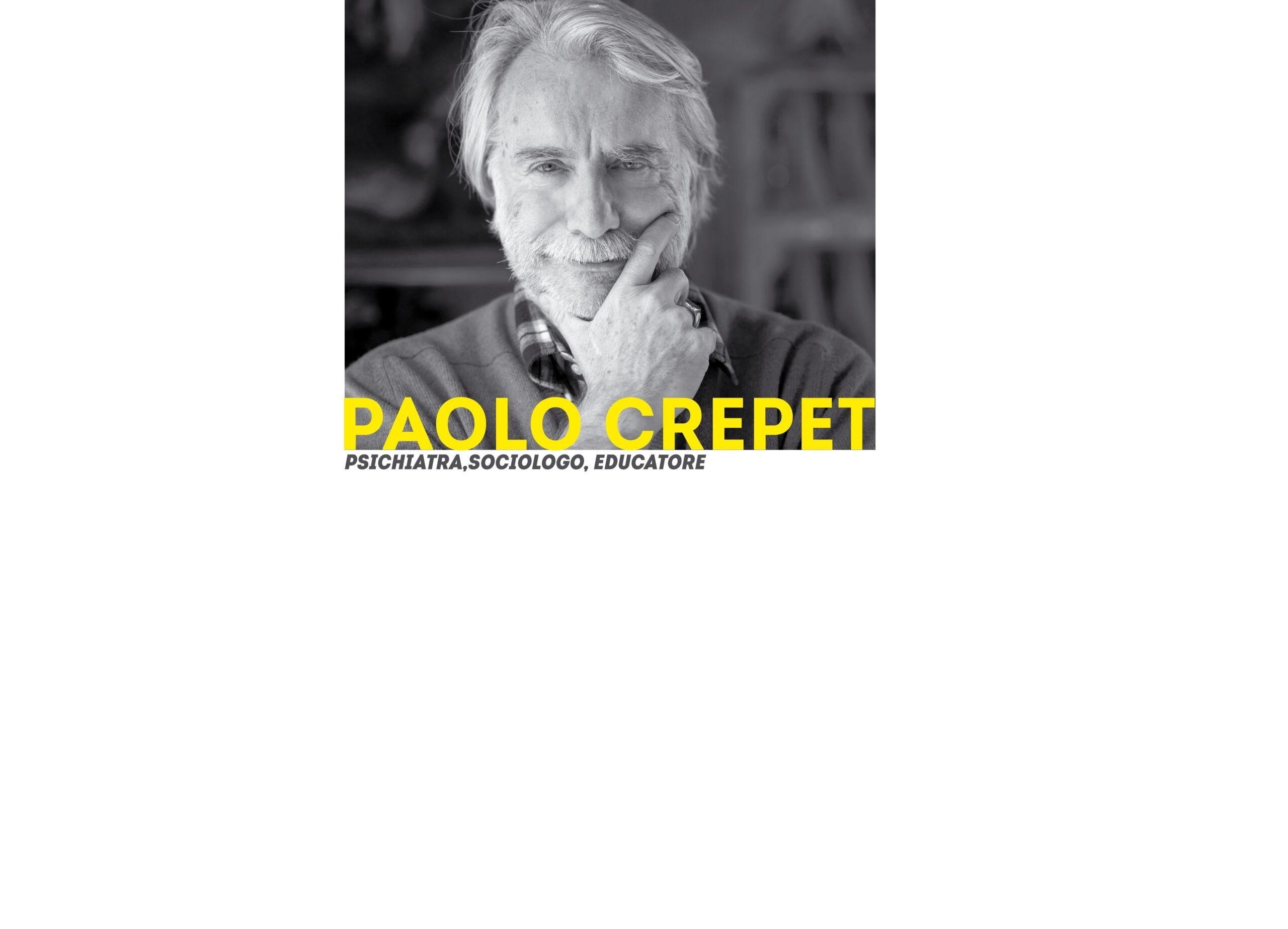 """20 Maggio 2021 – l'I.T.C.G. """"G. Marconi"""" di Penne incontra il Prof. Paolo Crepet"""