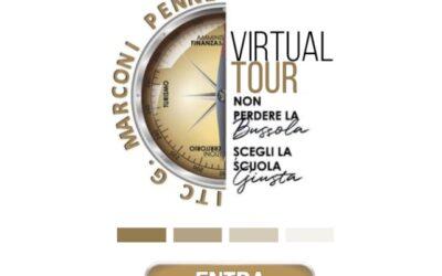Progetto Realtà Virtuale – Marconi Virtual Tour